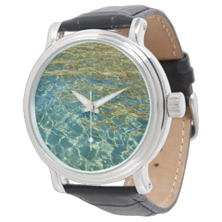 Water Reflections Wrist Watches