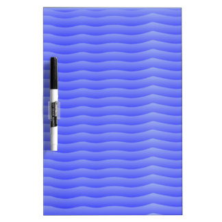 Water Ripples Background Dry Erase Board