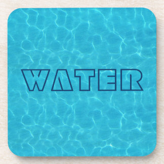 Water Ripples Beverage Coasters