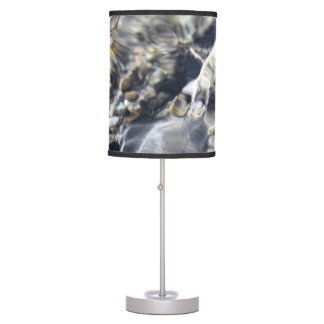 Water Ripples Table Lamp