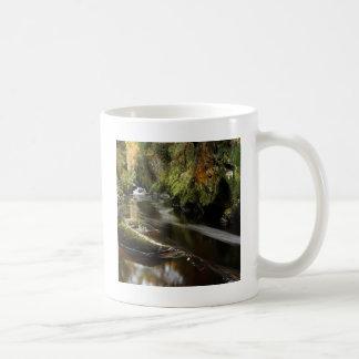 Water River Moves Coffee Mug