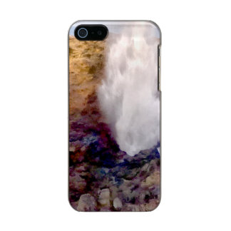 Water shower due to waves incipio feather® shine iPhone 5 case