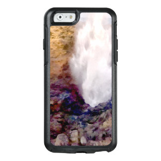 Water shower due to waves OtterBox iPhone 6/6s case