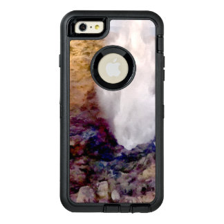 Water shower due to waves OtterBox iPhone 6/6s plus case