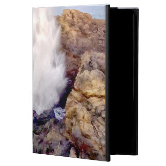 Water shower due to waves powis iPad air 2 case