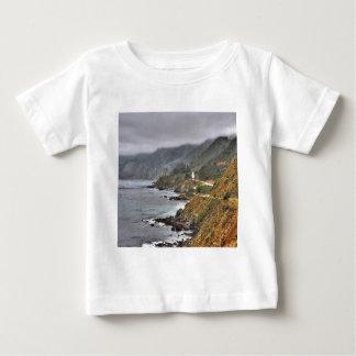 Water Spanish Coast Roadside Baby T-Shirt