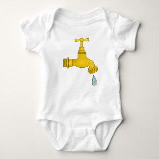 Water Spigot Baby Bodysuit