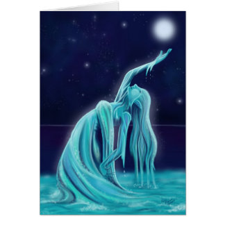 Water Spirit -Any Occasion Card