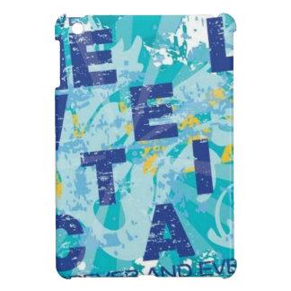 Water splash postcard cover for the iPad mini