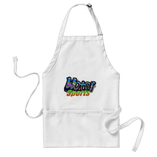 water sports2 aprons