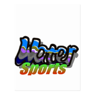 water sports2 postcard