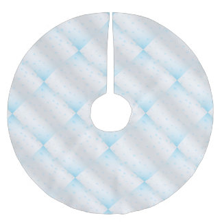 Water Spots On Glass Brushed Polyester Tree Skirt