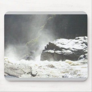 Water Spray Mouse Pad