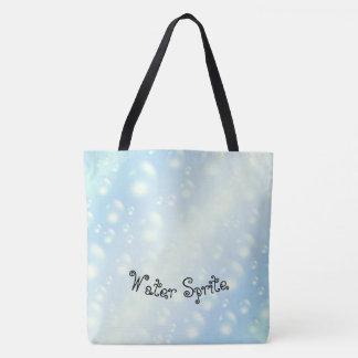 Water Sprite Tote Bag