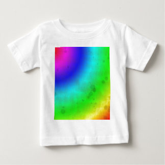 Water Stained Rainbow Baby T-Shirt