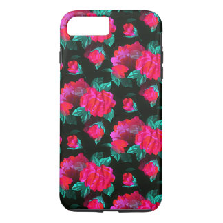 Water Stained Roses iPhone 7 Plus Case