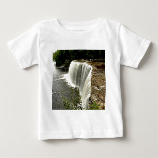 Water Step Of Nature Baby T-Shirt