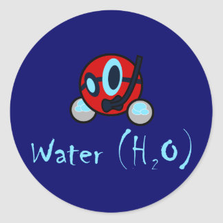Water Sticker