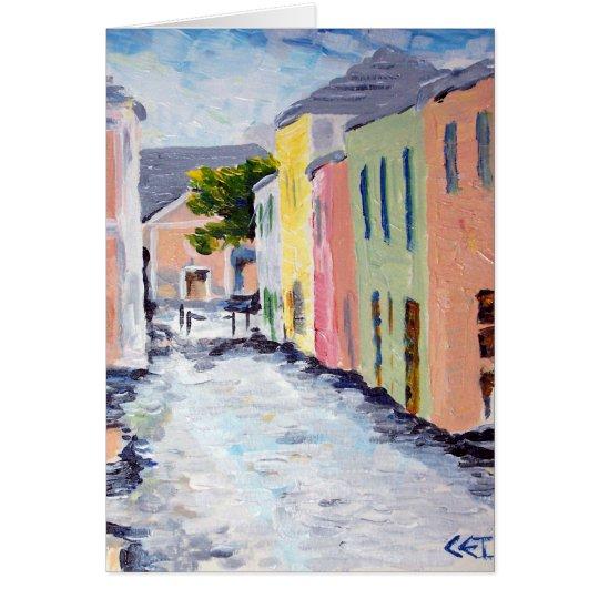 Water Street, Bermuda Card