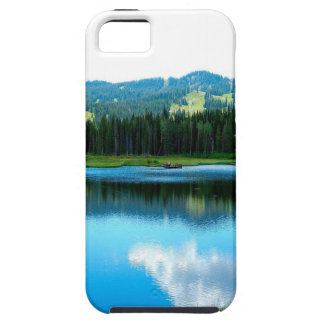 Water Summer Glow Reflection iPhone 5 Case