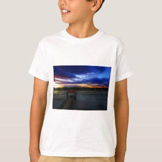 Water Sunset T-Shirt