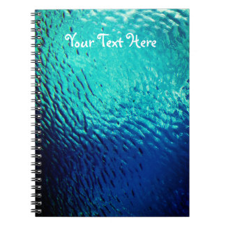 Water Surface From Below Notebook