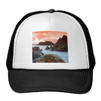 Water Surreal Sundown South Africa Trucker Hat