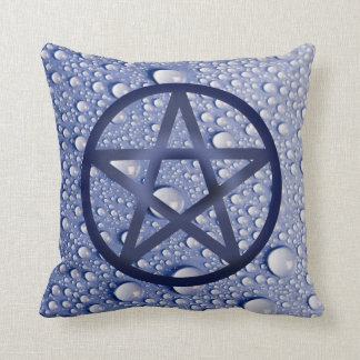 """Water"" Throw Pillow"
