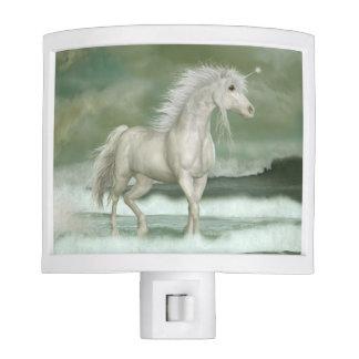 Water Unicorn Night Light