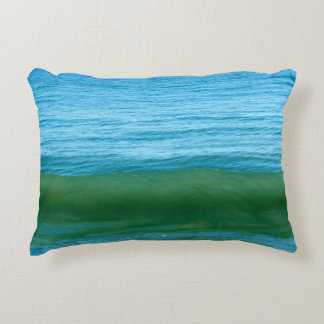 Water/Wave/Ocean Decorative Pillow