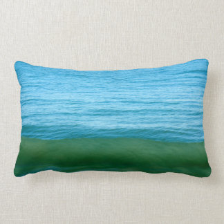 Water/Wave/Ocean Lumbar Pillow