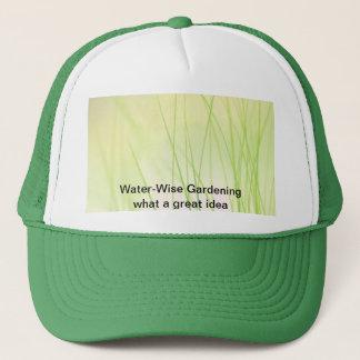 Water-Wise Gardening Trucker Hat