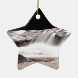 water wonder art ceramic ornament