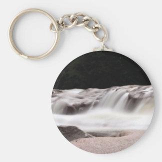 water wonder art keychain