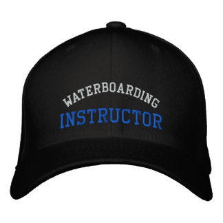 Waterboarding Instructor Embroidered Hat