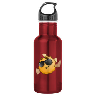 Waterbottle - Puff 532 Ml Water Bottle