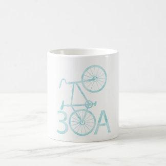 Watercolor 30A with Bike Mug