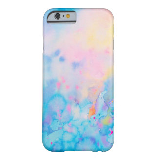 Watercolor Abstract Pattern Iphone Case