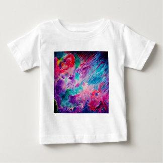Watercolor Abstract Sea Baby T-Shirt