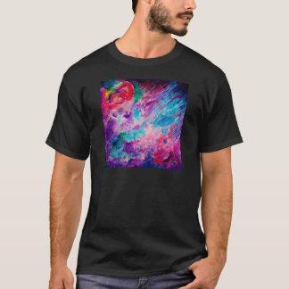 Watercolor Abstract Sea T-Shirt