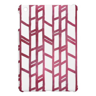 Watercolor Abstract Spring Pattern iPad Mini Case