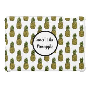 Watercolor Art Cute Pineapple Cover For The iPad Mini