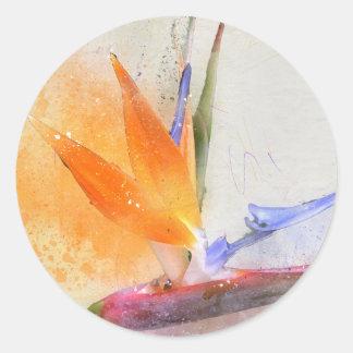 Watercolor art Stickers
