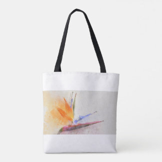 Watercolor Bag
