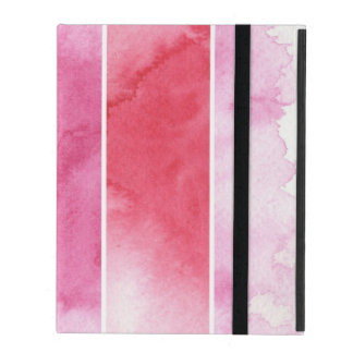 watercolor banners background for your design iPad folio cover