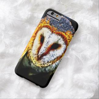 Watercolor Barn Owl iPhone 6 Case