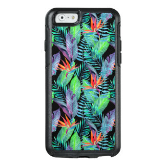 Watercolor Bird Of Paradise OtterBox iPhone 6/6s Case