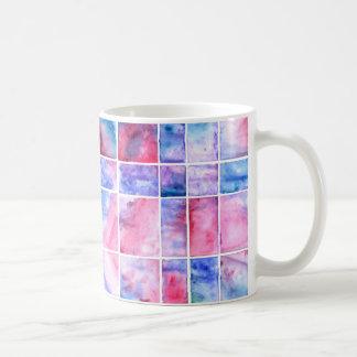 Watercolor Block Mug - Smaller