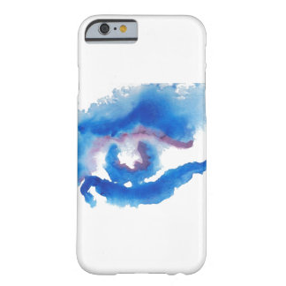 Watercolor Blue Eye CricketDiane Art Barely There iPhone 6 Case