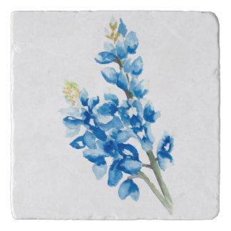 Watercolor Bluebonnet Trivet